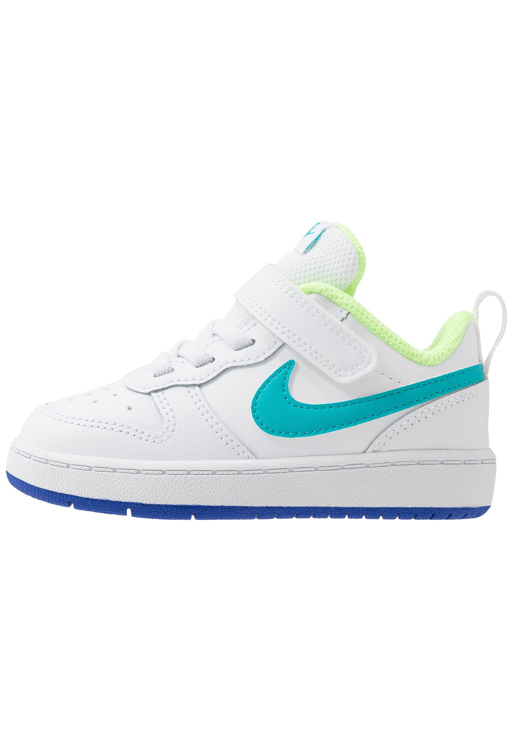 Nike Sportswear COURT BOROUGH 2 Sneakers laag white