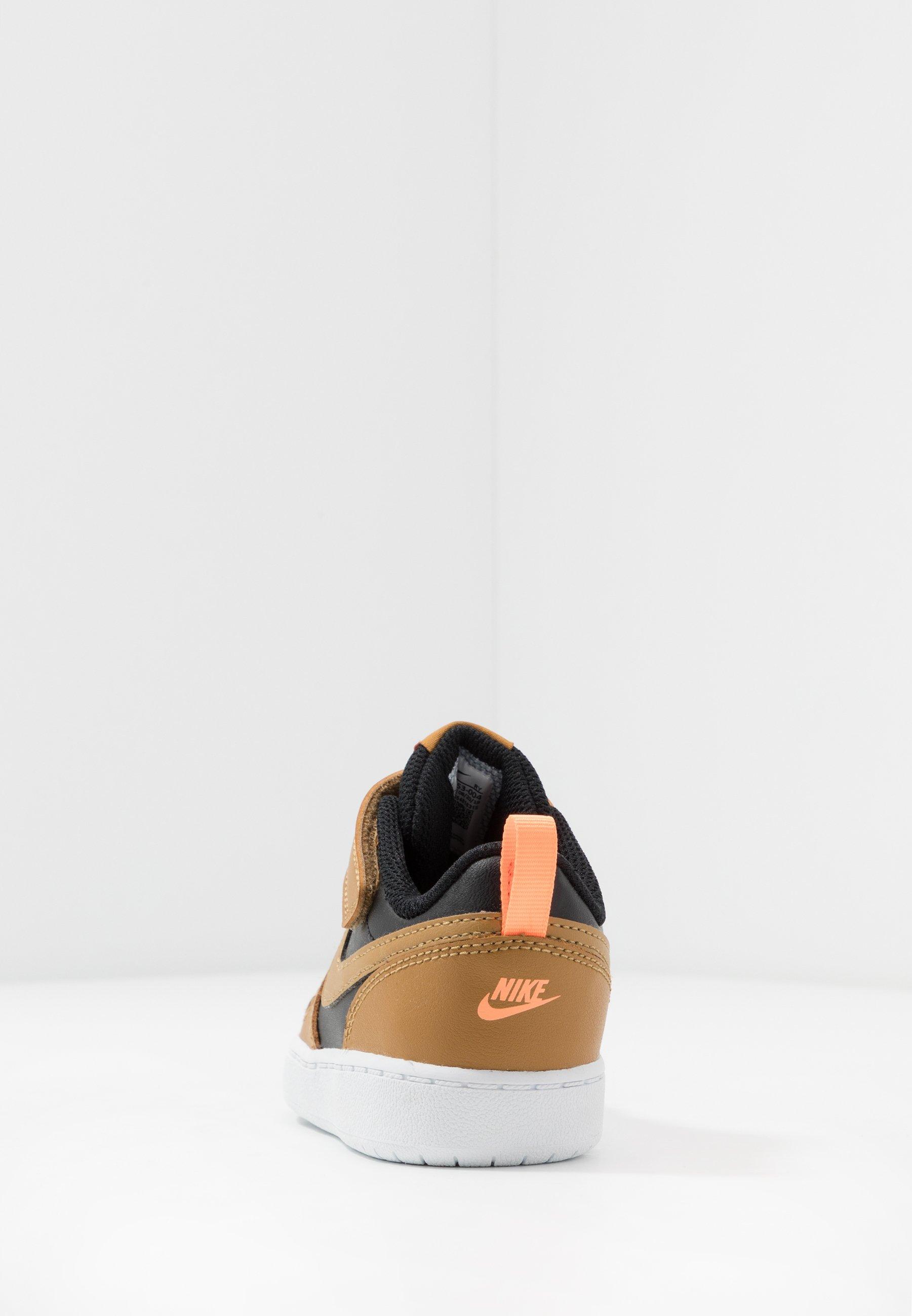 Nike Sportswear COURT BOROUGH 2 - Sneakers basse - black