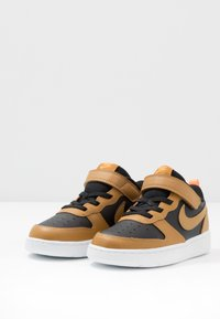 Nike Sportswear - COURT BOROUGH 2 - Sneakers laag - black - 3
