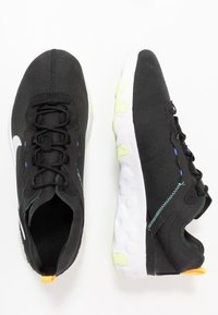 Nike Sportswear - RENEW 55 - Trainers - black/white/laser orange/aurora green/sapphire/barely volt - 0