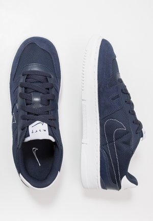 SQUASH-TYPE - Matalavartiset tennarit - obsidian/midnight navy/white