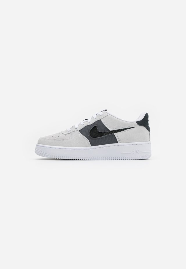 AIR FORCE LV8 FRESH - Sneakers - white/off noir/iron grey