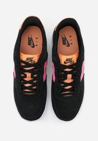 Nike Sportswear - AIR FORCE LV8 FRESH AIR - Tenisky - black/orange trance/lotus pink/white - 3