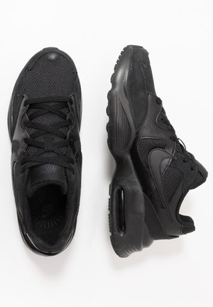 NIKE AIR MAX FUSION - Trainers - black