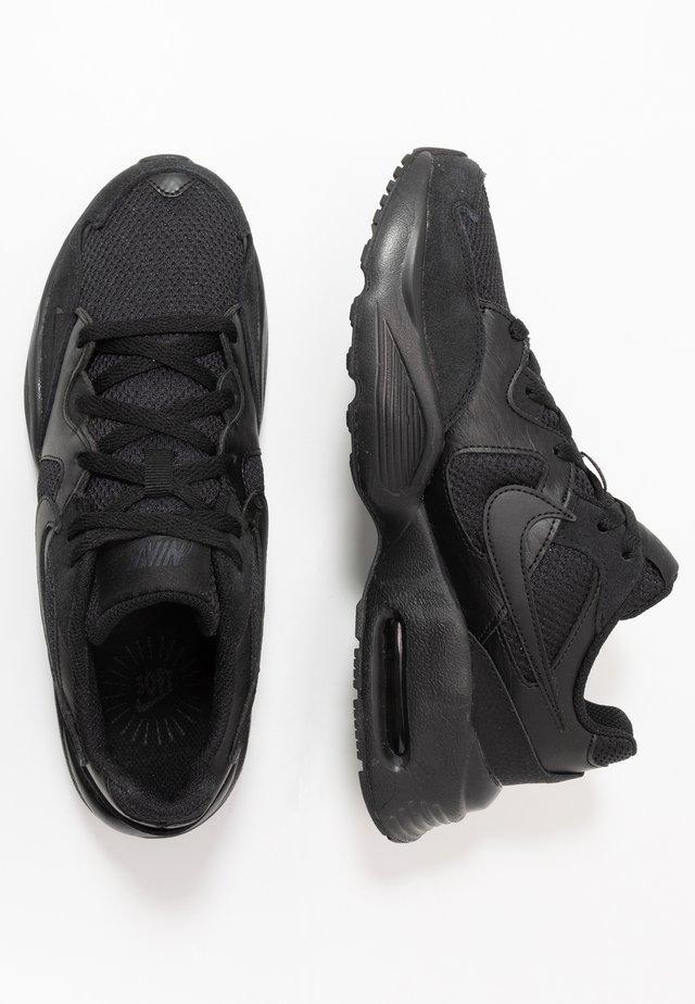 NIKE AIR MAX FUSION - Sneakers - black
