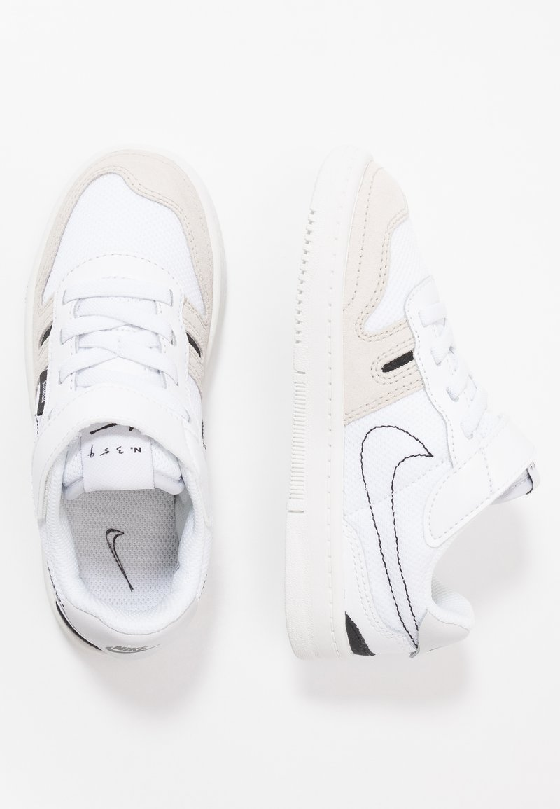 Nike Sportswear - SQUASH-TYPE - Sneakers laag - summit white/black/vast grey