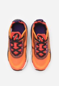 Nike Sportswear - AIR MAX 2090 - Sneakers laag - magma orange/black/eggplant/habanero red - 3