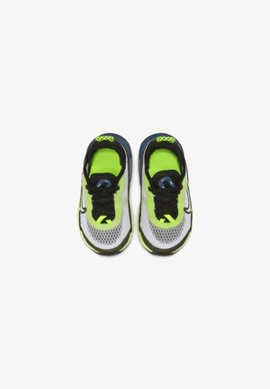 AIR MAX 2090 - Sneakers basse - white/volt/valerian blue/black