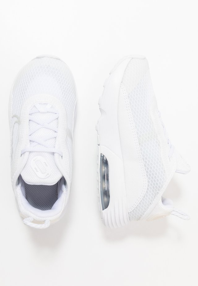 AIR MAX 2090 - Tenisky - white/black/wolf grey/pure platinum
