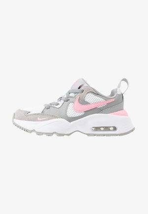 AIR MAX FUSION - Trainers - light smoke grey/pink/white