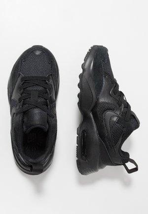 AIR MAX FUSION - Matalavartiset tennarit - black