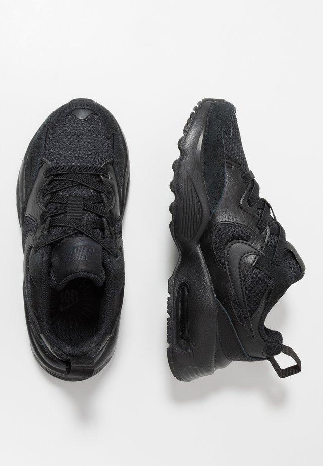 AIR MAX FUSION - Sneakers basse - black