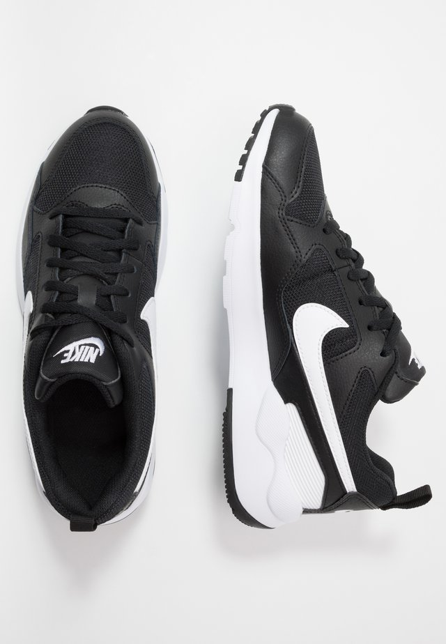 PEGASUS '92 LITE - Sneakersy niskie - black/white