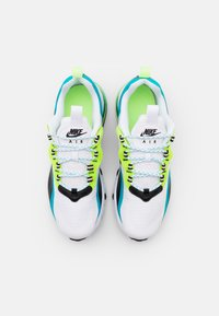 Nike Sportswear - AIR MAX 270 REACT - Sneakers laag - oracle aqua/black/ghost green/washed coral - 3