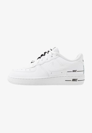 FORCE 1 - Sneakers laag - white/black