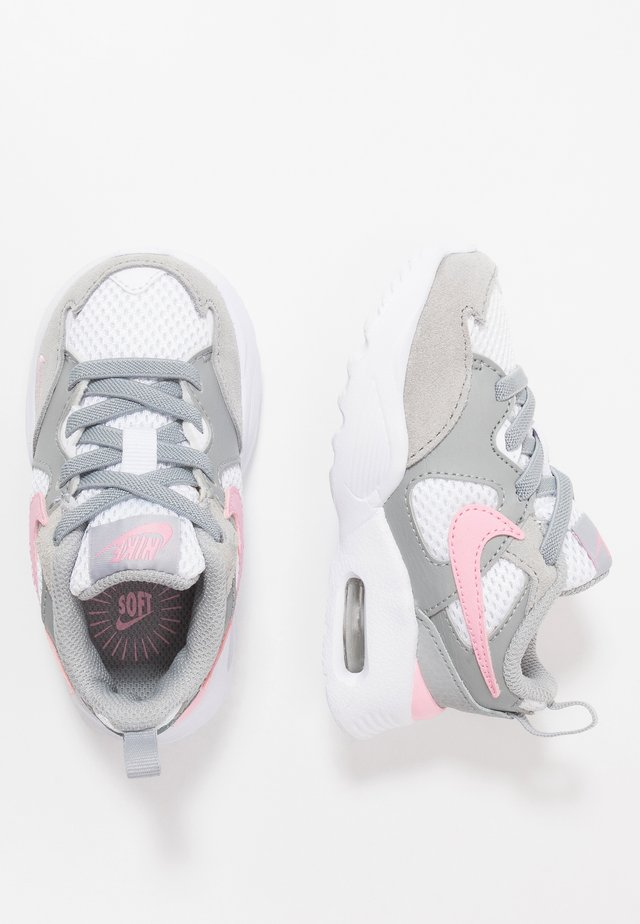 AIR MAX FUSION - Tenisky - light smoke grey/pink/white