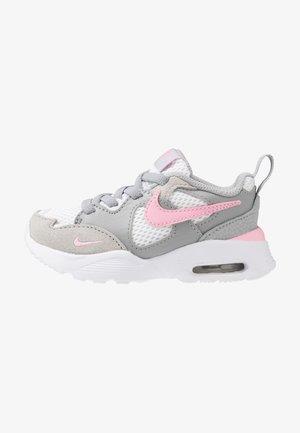 AIR MAX FUSION - Matalavartiset tennarit - light smoke grey/pink/white