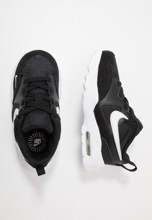 AIR MAX FUSION - Trainers - black/white