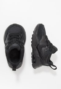 Nike Sportswear - AIR MAX FUSION UNISEX - Sneakers basse - black - 0