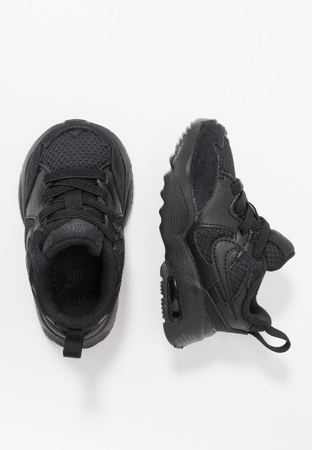 AIR MAX FUSION - Sneakers laag - black