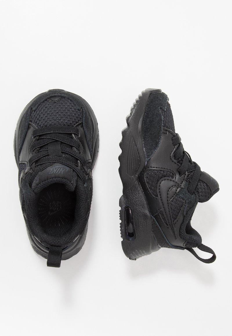 Nike Sportswear - AIR MAX FUSION UNISEX - Sneakers basse - black