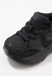Nike Sportswear - AIR MAX FUSION UNISEX - Sneakers basse - black - 2