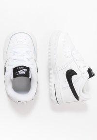 Nike Sportswear - FORCE 1 AN20 - Sneakers laag - white/black - 0