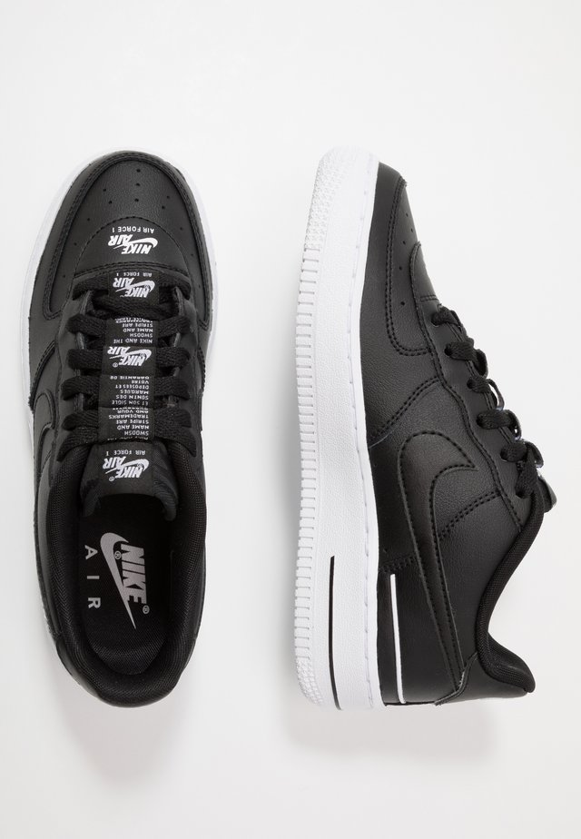 AIR FORCE 1 LV8 3 - Sneakers - black/white