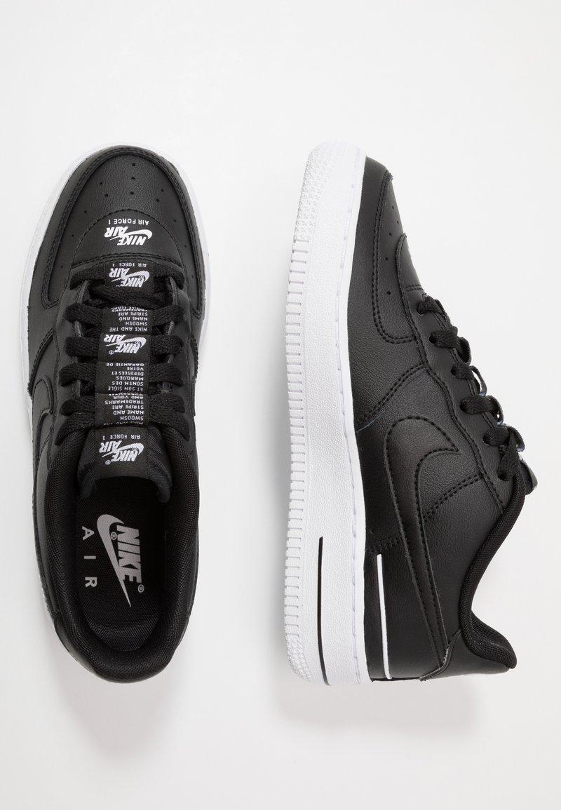 Nike Sportswear - AIR FORCE 1 LV8 3 - Sneakers laag - black/white