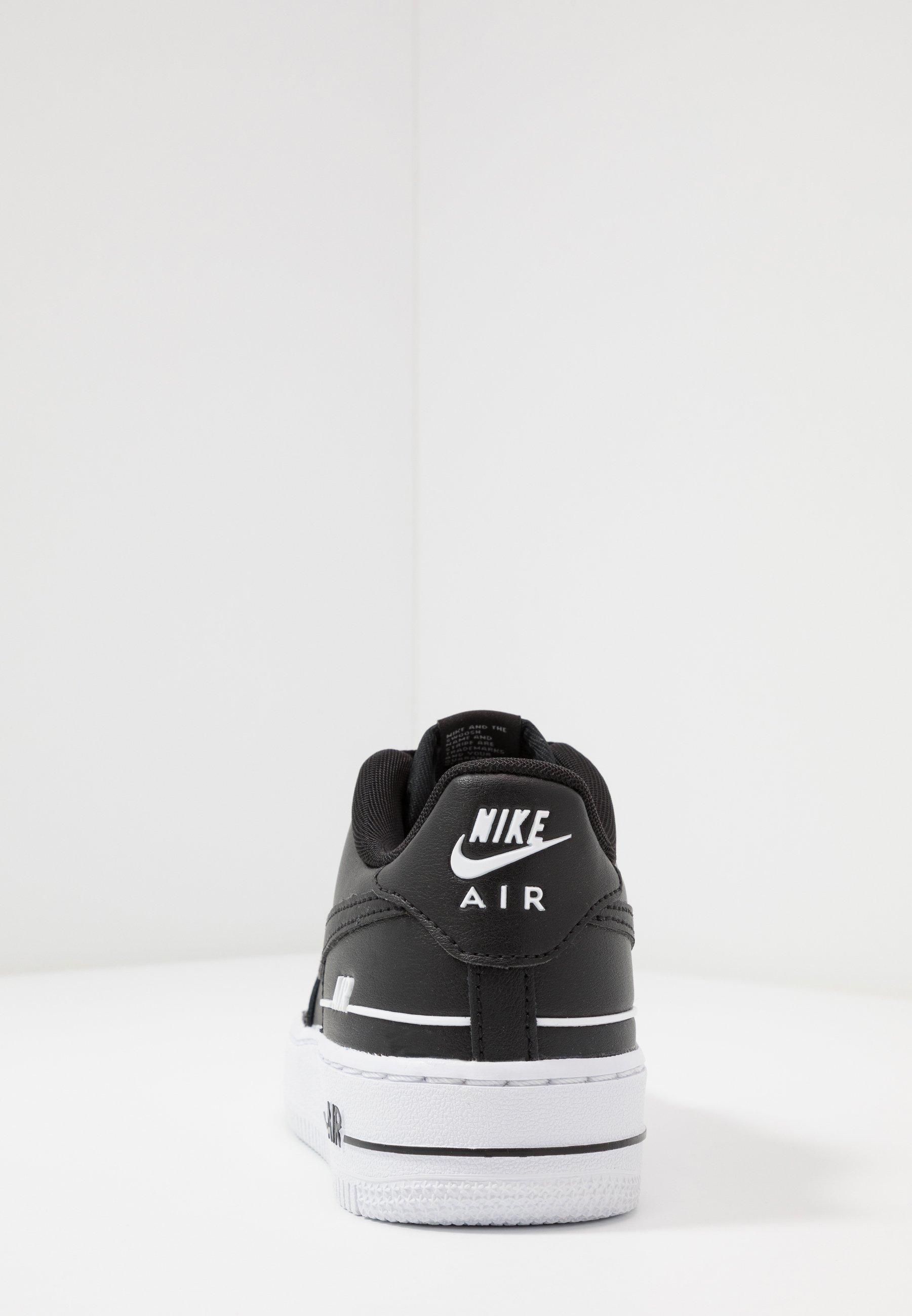 Nike Sportswear AIR FORCE 1 Joggesko schwarz Zalando.no