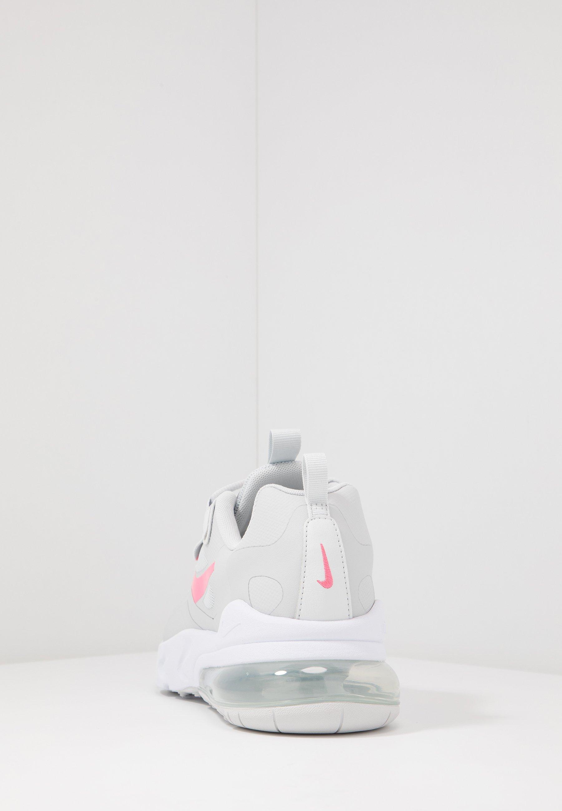 AIR MAX 270 REACT Baskets basses photon dustdigital pinkparticle greywhite