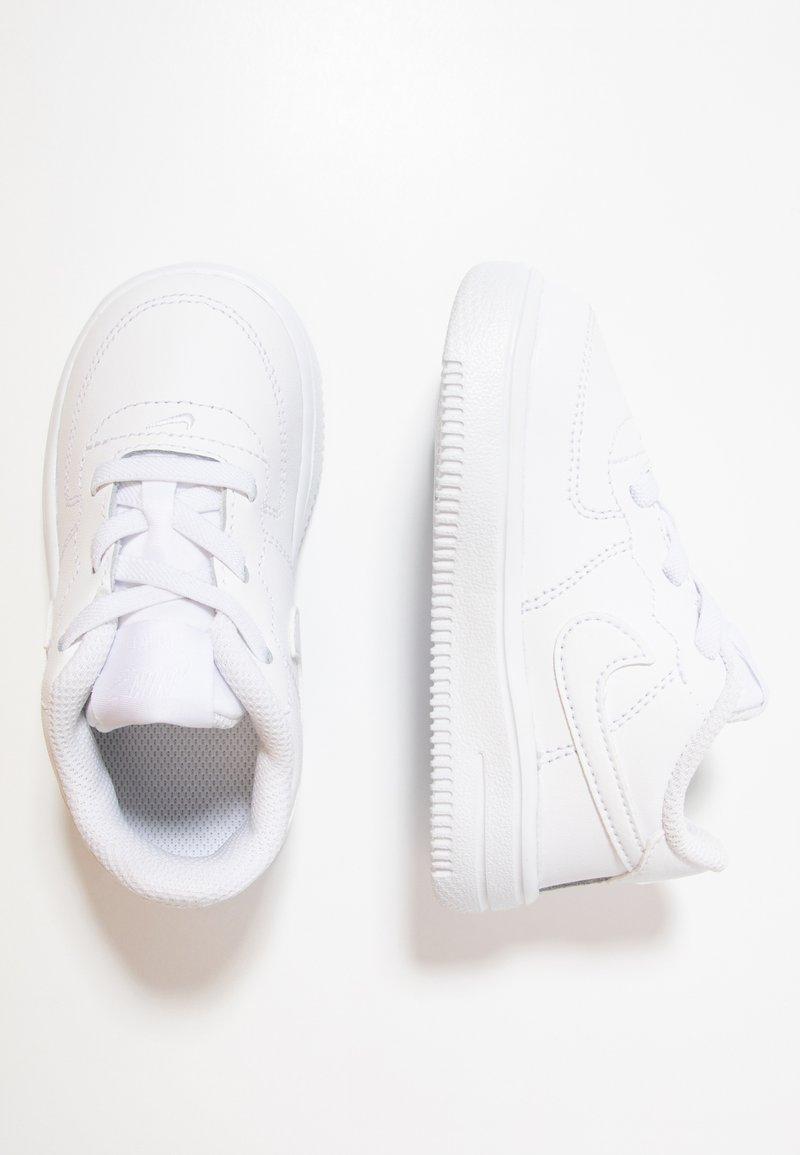 Nike Sportswear - FORCE 1 18 - Tenisky - white