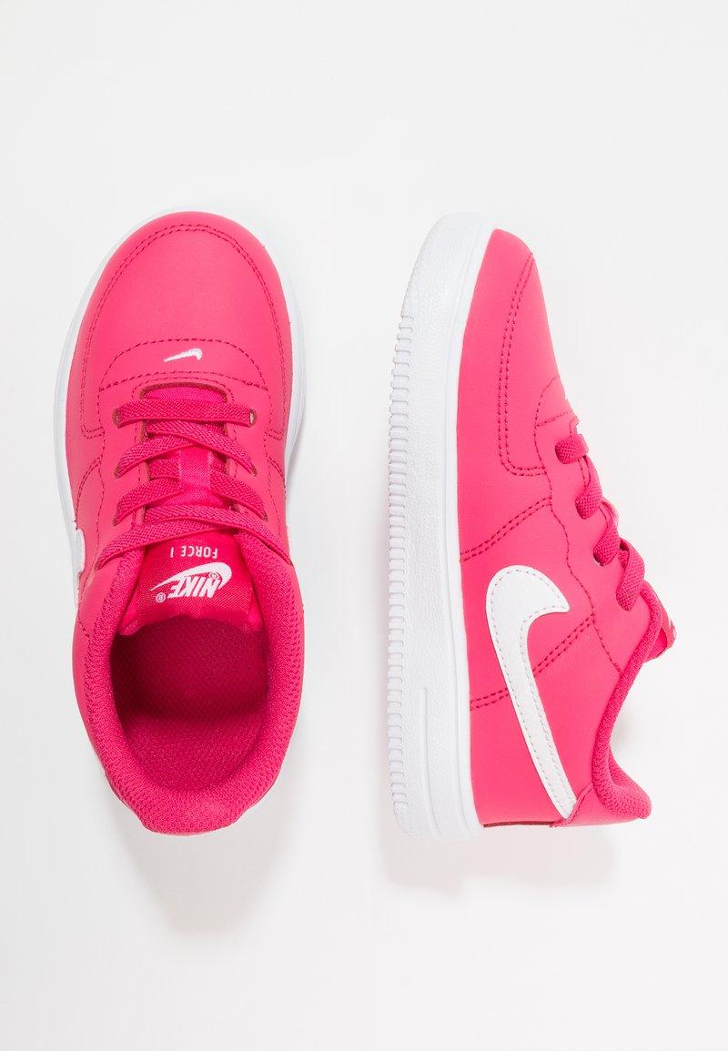 Nike Sportswear - FORCE 1 18 - Babyschoenen - rush pink/white