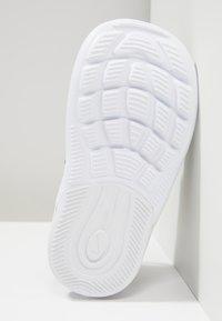 Nike Sportswear - Sneakers laag - white/total orange/obsidian/amarillo - 5