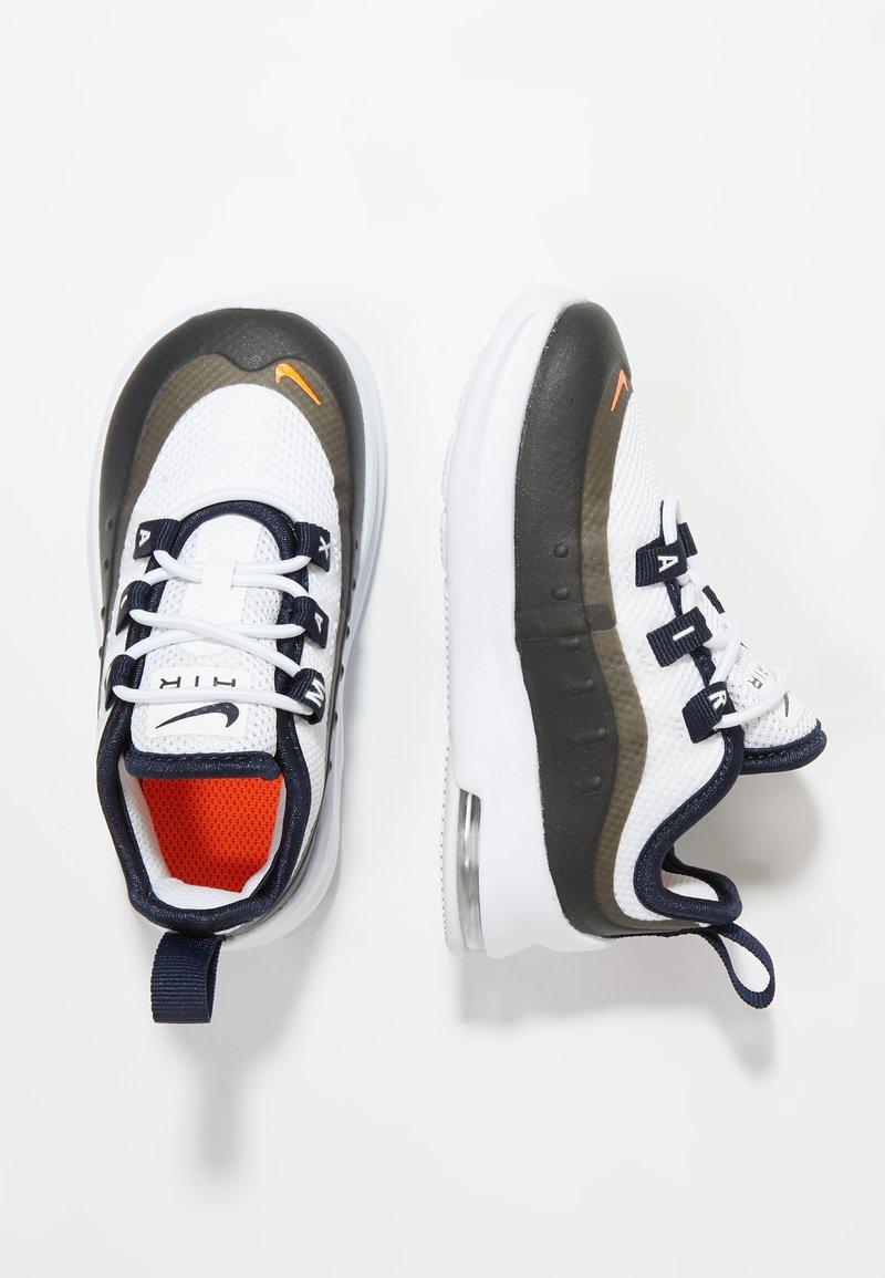 Nike Sportswear - Sneakers laag - white/total orange/obsidian/amarillo