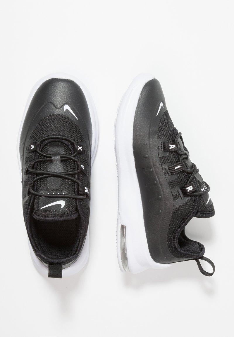 Nike Sportswear - AIR MAX AXIS - Slip-ons - black/white