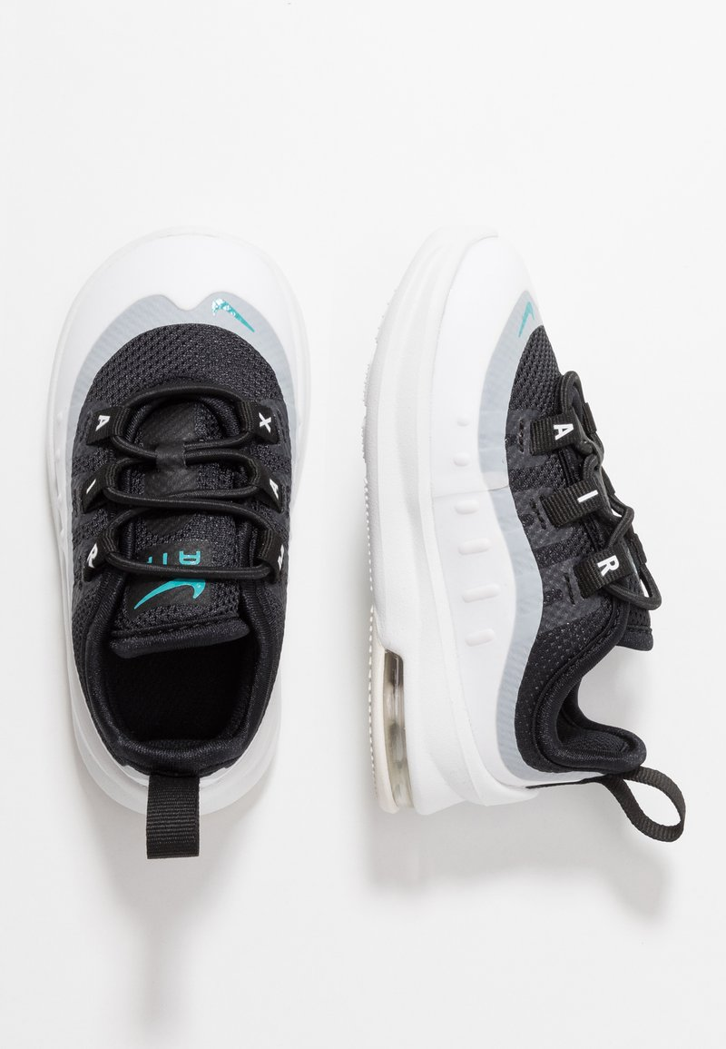 Nike Sportswear - AIR MAX AXIS - Slip-ons - black/spirit teal/white/platinum tint