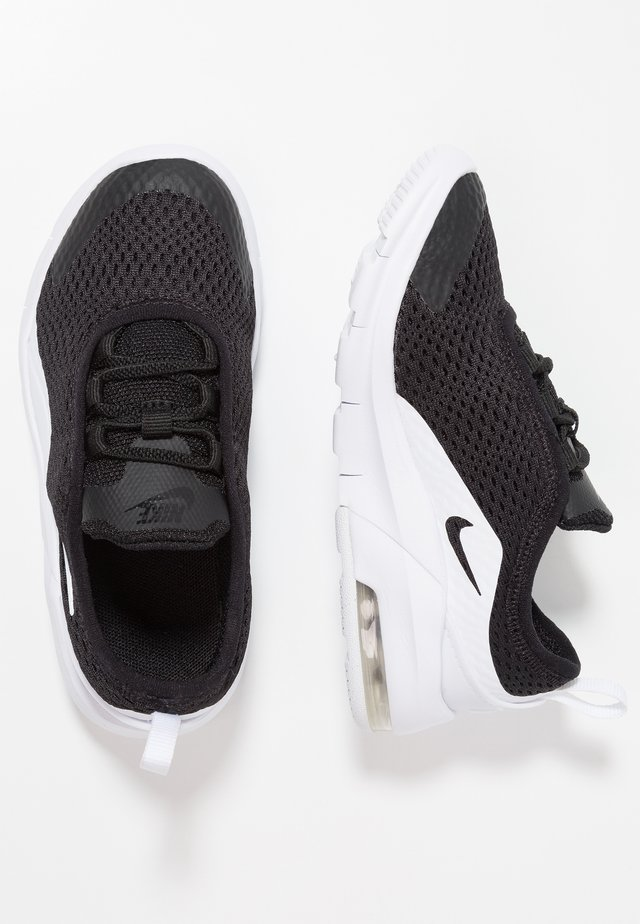 Sneakers - black/white