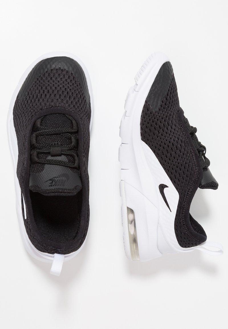 Nike Sportswear - AIR MAX MOTION 2  - Lær-at-gå-sko - black/white
