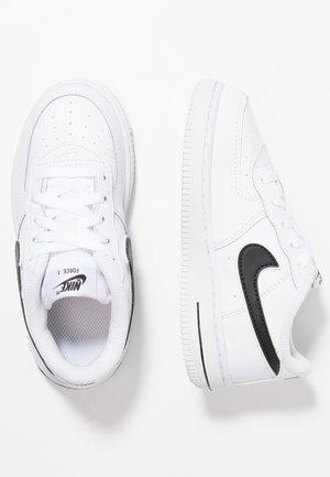 FORCE 1-3 - Scarpe primi passi - white/black