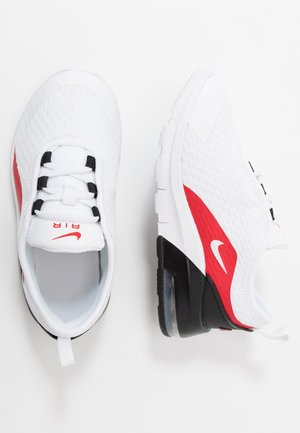 AIR MAX MOTION 2  - Sneakersy niskie - white/university red/black