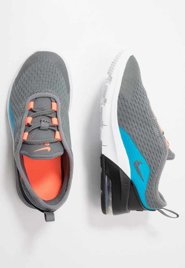 AIR MAX MOTION 2  - Matalavartiset tennarit - smoke grey/hyper crimson/black/laser blue