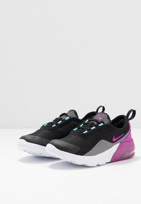 Nike Sportswear - AIR MAX MOTION 2  - Mocassins - black/hyper violet/gunsmoke/aurora green - 3