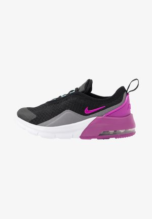 AIR MAX MOTION 2  - Slippers - black/hyper violet/gunsmoke/aurora green