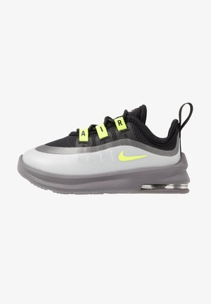 AIR MAX AXIS - Loafers - black/volt/gunsmoke