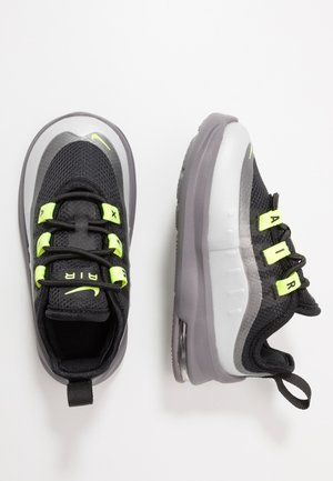 AIR MAX AXIS - Instappers - black/volt/gunsmoke