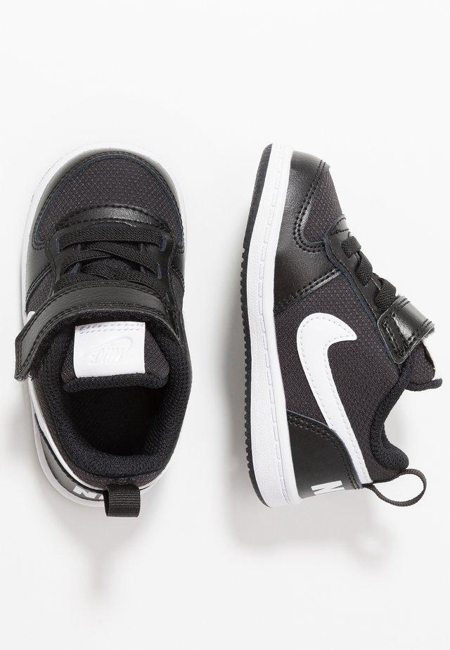 COURT BOROUGH LOW - Sneakers laag - black/white