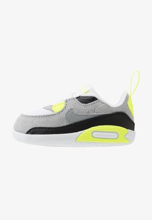 MAX 90 CRIB - Patucos - white/particle grey/light smoke grey/volt/black