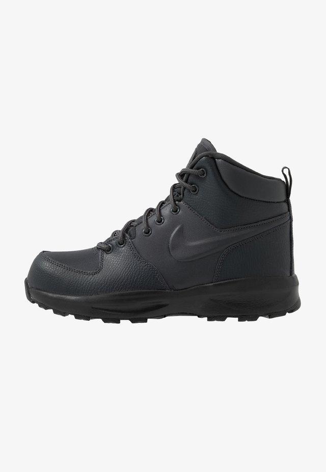 MANOA '17 - Sneaker high - dark smoke grey/black
