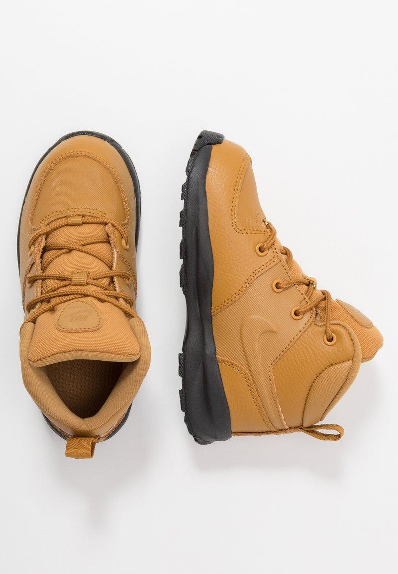 Nike Sportswear - MANOA  - Obuwie do nauki chodzenia - wheat/black